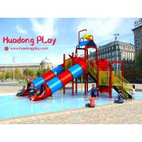 China Popular Water Playground Equipment , Swimming Pool Commercial Water Park Equipment Superior wholesale