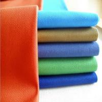 Buy cheap Colorful Home Textile Tent Canvas Fabric Harmless And Breathable Material from wholesalers