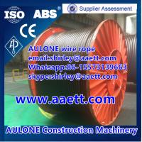 China 35WXK7 non-rotation and compacted crane wire ropes wholesale