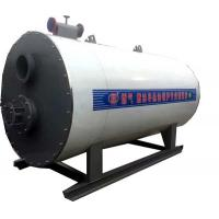 China horizontal three pass natural gas lpg lng cng diesel heavy oil fired thermal oil boiler for Plywood plant wholesale