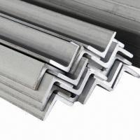 China 304 Stainless Steel Angle Steel Bars on sale