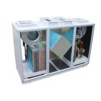 China R407C Heat Pump Air Conditioning Heat Recovery Unit With Horizontal Top Discharge wholesale