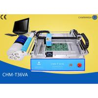 China 29 Feeders CHMT36VA External PC SMT Pick and Place Machine small batch production wholesale