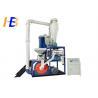 China Turbo Mills PVC Pulverizer Machine High Efficient Size Reduction 10-80 Mesh wholesale