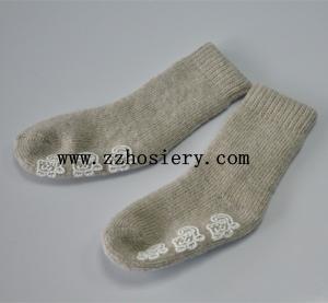 China High Quality Baby Silicon Bottom Anti-Slip Sock wholesale