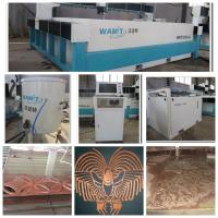China 2016 low price High pressure 1500*3000mm 420Mpa CNC copper sheet water jet cutting machine wholesale