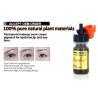 China Jet Black Semi Cream Micro Semi Permanent Makeup Pigments For Eyeliner 8ml wholesale