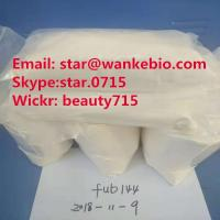China Email:star@wankebio.com fub-144 white powder supply, fub144 FUB 144 powder on sale