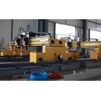 China Double gantries CNC flame and plasma cutting machine with HYPERTHEM Power source wholesale