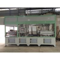 China Fully Automatic Paper Pulp Moulding MachineHigh Precision With Hot Pressing System on sale