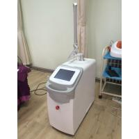 China Safe Nd Yag Laser Tattoo Removal Machine 650nm Wavelength 1 - 10 Hz Frequency wholesale