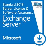 Microsoft Exchange Server 2013 Standard - Server License & SA Open Gov
