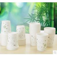 China Eco Friendly Custom Printed Paper Cups For Business Reception wholesale