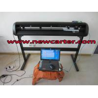 China 1200 Vinyl Sign Cutter With Stand Large Format Cutting Plotter 1300 Vinyl Graphic Cutter wholesale