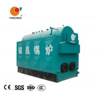 China Single Drum Industrial Coal Fired Steam Boiler Yinchen Brand DZL Series wholesale