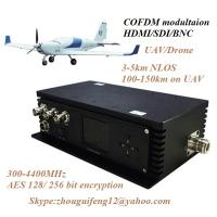 China Portable Wireless HDMI or HD SDI Cofdm Video Transmitter and Receiver for UAV Security wholesale