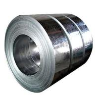 China High Strength Zinc Coating Hot Dip Steel Coil Strip , Galvanised Metal Strips wholesale
