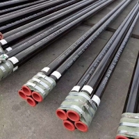 China ASTM A333 Gr.6 Seamless Low Temperature Steel Pipe with Black Painting wholesale