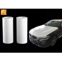 China Car Paint Protection Film Solvent Based Acrylic Glue Anti UV For 6 Months wholesale