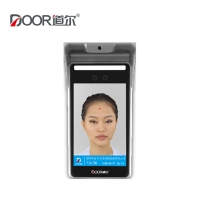China China Face Recognition Terminal With Fever Detection / Mask Check wholesale
