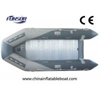 China Heavy Duty Collapsible Inflatable Fishing Dinghy 6 Person With EU CE Approved on sale
