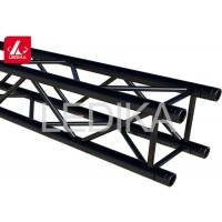 Buy cheap Aluminum Painted Black Aluminum Square Truss For Hanging LED Screen from wholesalers