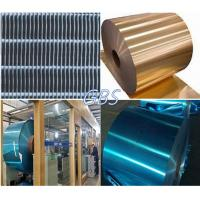 China Width150-1100mm Coloured Aluminium Foil , Household Aluminum Foil High Flexibility wholesale