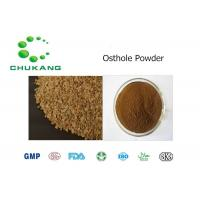 China High Purity Fructus Cnidii Extract Powder CAS 484 12 8 Osthole Purity Powder wholesale