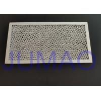 China Aluminum Expanded Micro Wire Mesh Filter Mirror Polished surface For Ventilator wholesale