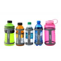 China Portable Silicone Water Bottle Holder Carrier Handle Cup Strap For Running on sale