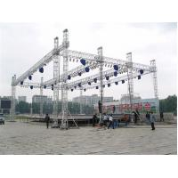 China Custom Length Aluminium Trade Show Truss Display Stand Truss For Exhibition Show wholesale