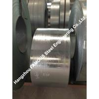 China Hot Dipped Cold Rolled Galvanized Steel Coil For Light Industry on sale