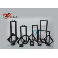 China White / Black Floating Display Frame Recyclable For Exhibition CE Approved wholesale