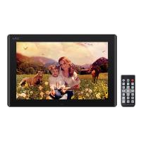 China Remote Control Easy To Use 10.1 In HD Digital Photo Frame For Picture Collection wholesale