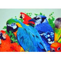 China Bright Color Inkjet Cotton Canvas Digital Printing Lifelike Active Graphics wholesale