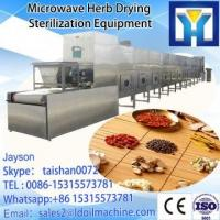 China Highly efficient with CE Certificate continuous ready meal microwave heating machine wholesale