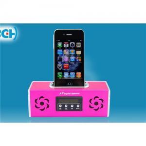 China iphone speaker /portable mini speaker/ usb/MP3/MP4/computer speaker AF-09 wholesale