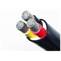 China U-1000V  Unarmoured Three Core Aluminum Conductor PVC Insulated & Sheathed  Cable wholesale