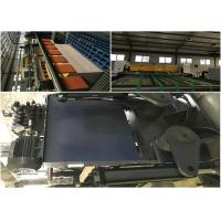 China 25 KW Concise Paper Sheet Slitting Machine With Siemens PLC on sale