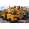 China 14m To 32 M Aerial Work Platforms Boom Lift Truck XZJ5064JGK wholesale