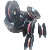 China Plastic Flange Ceramic Wire Guide Pulley, Solid Ceramic Pulley, Industrial Guide Roller wholesale