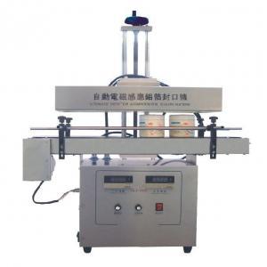 China Electric Aluminum Foil Sealing Machine , 220V Aluminium Foil Packaging Machine on sale