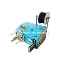 China Tie Cable Wire Coil Binding Machine Max 48 Bind Diameter For AC Power Cord wholesale