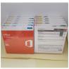 China Original Microsoft Office 2016 Pro Plus Retail Key With DVD Retail Box Package wholesale