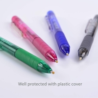 China Fluent Writing Shool Office Frixion Clicker Erasable Pens wholesale
