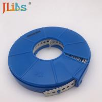 China Perforated tape Perforated Metal Fixing Band Multihole Suspension Band wholesale