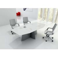China 2 Meter Length Anding Meeting Table , High Gloss Executive Conference Tables wholesale