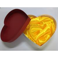 China Heart Shaped Blister Paper Packing Box / Cardboard Packaging Boxes wholesale