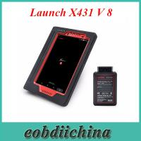 Quality Launch X431 V 8'' Lenovo Tablet PC Full System Diagnostic Hot Selling for sale