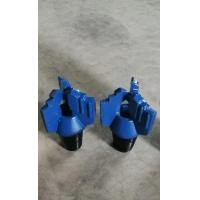 China Forging PDC Drill Bit 3 Wings API Standard Tungsten Carbide For Mining Drilling wholesale